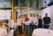 Chef de cozinha do Restaurante Narcissus do Alentejo Marmòris distinguido no Guia Michelin 2021