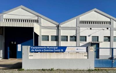 Évora:Equipamento Municipal de Apoio a Doentes Covid-19 já recebeu mais 100 doentes. Atualmente tem 5