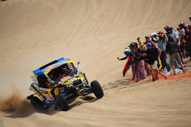 Vencedor do Dakar 2018 em SSV participa na Baja TT Vindimas do Alentejo
