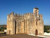 Protocolo para obra de restauro e conservação do Santuário de Nª Sra. da Boa Nova, em Terena, assinado a 1 de junho