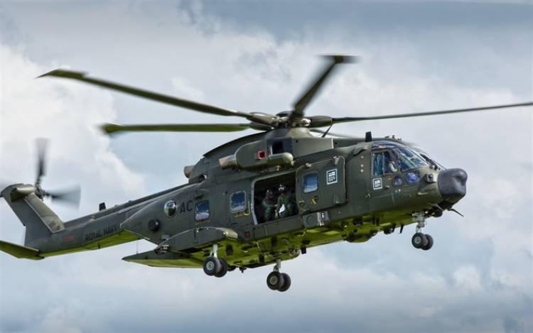 Helicóptero da Base Aérea do Montijo resgata lenhador ferido em local de difícil acesso, veja as imagens (c/vídeo)