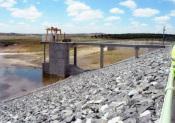 120 milhões de euros para a construção da Barragem do Pisão - na versão final do PRR