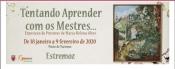 """Estremoz recebe exposição de pintura """"Tentando aprender com os mestres"""" de Maria Helena Alves"""