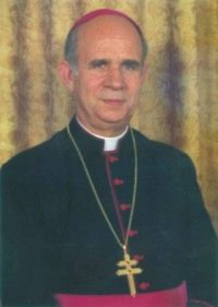 Exéquias de D. Maurílio de Gouveia na Catedral de Évora