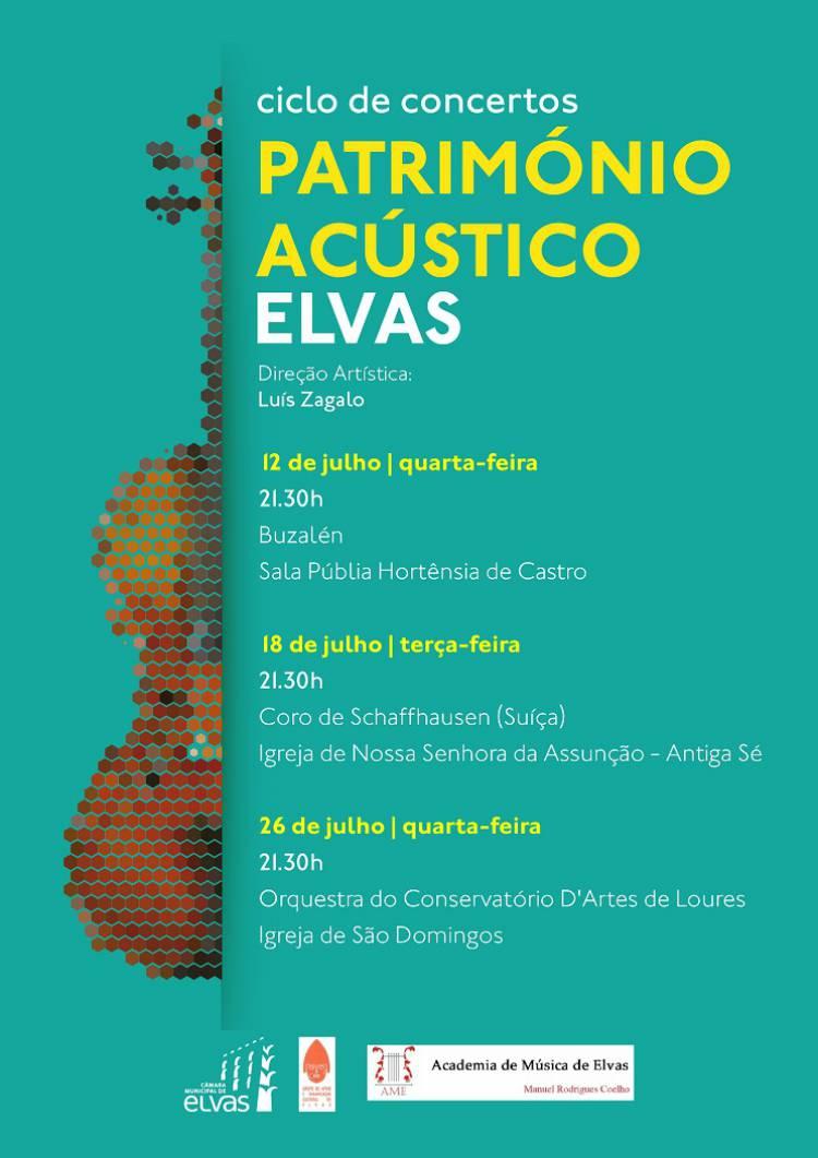 Elvas receberá dia 26 concerto com a Orquestra do Conservatório D'Artes de loures