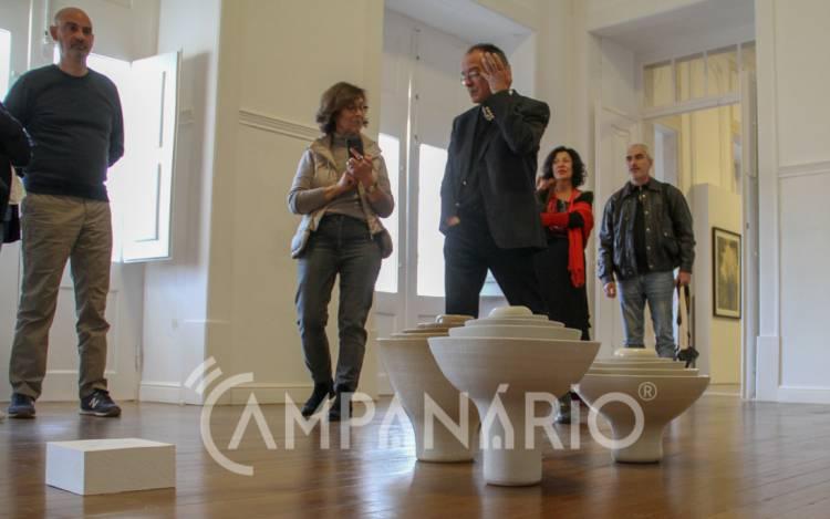 """Exposição «Desconexa» """"é algo que engrandece Estremoz e aqui a nossa zona"""", diz responsável Hugo Guerreiro (c/som e fotos)"""