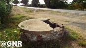 Aljustrel: Dez infrações detetadas pela GNR em operação de fiscalização a coberturas de poços