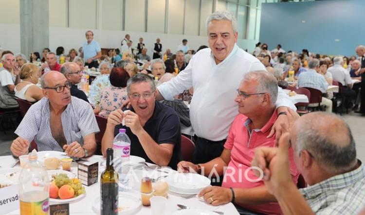 """Elvas: Festival da Idade de Ouro juntou """"mais de um milhar"""" de elvenses, diz Nuno Mocinha (c/som e fotos)"""