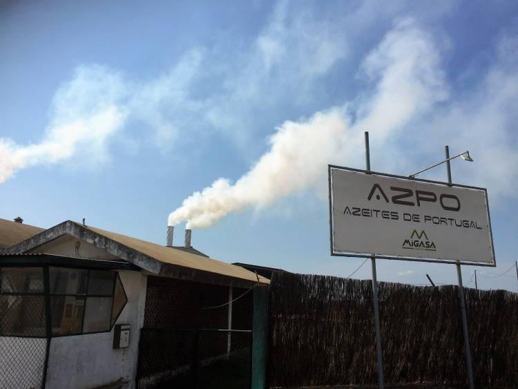 """Fábrica suspensa por infrações ambientais """"graves"""" conclui investimento de 1,2 milhões retomar laboração no Alentejo"""