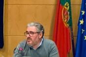 """""""A população de Juromenha esteve aqui em peso, lutou pela sua terra e deu a esta Assembleia uma grande lição de democracia"""", diz João Grilo (c/som)"""