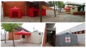 COVID-19: Ponte de Sor instala Centro de Diagnóstico no Estádio Municipal