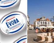 O nome da cidade Évora vai fazer parte das embalagens da Philadelphia Original