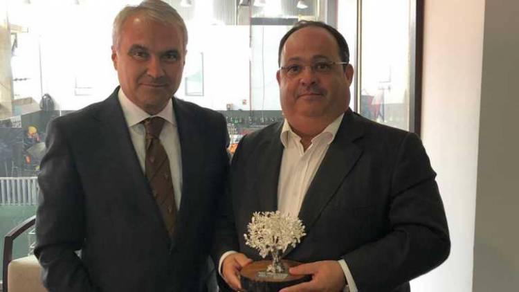Deputado do PS eleito pelo círculo de Beja premiado em Badajoz