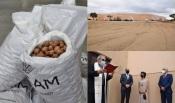 Évora: Foi hoje inaugurada a nova fábrica de processamento de nozes no concelho(c/fotos)