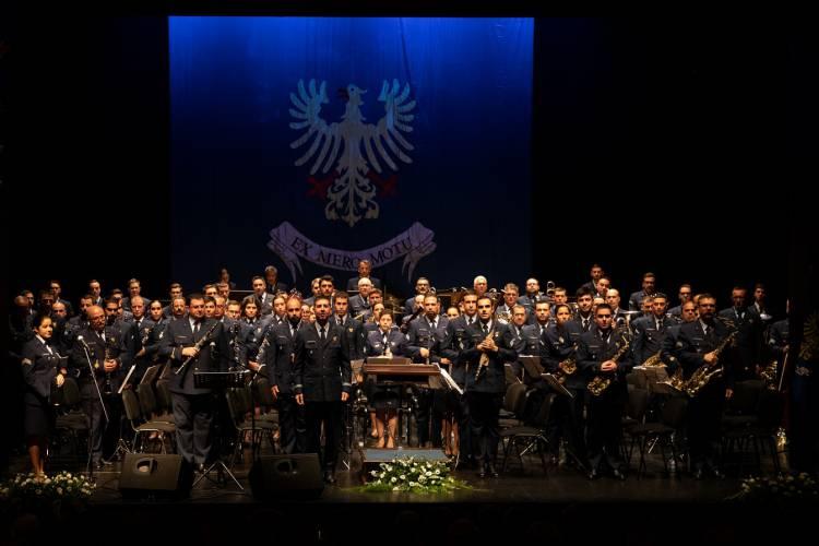 Banda de Música da Força Aérea Portuguesa atua este sábado em Vendas Novas
