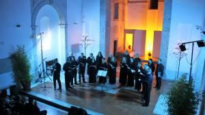 Coro Antonio De Vecchi deu concerto memorável em Alcácer do Sal