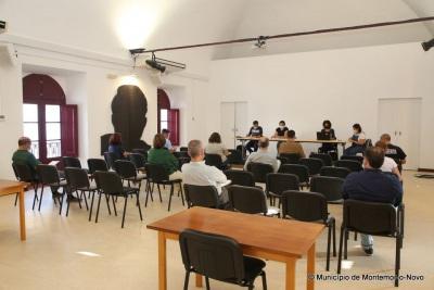 Conselho Municipal de Segurança de Montemor-o-Novo analisa a situação do Concelho