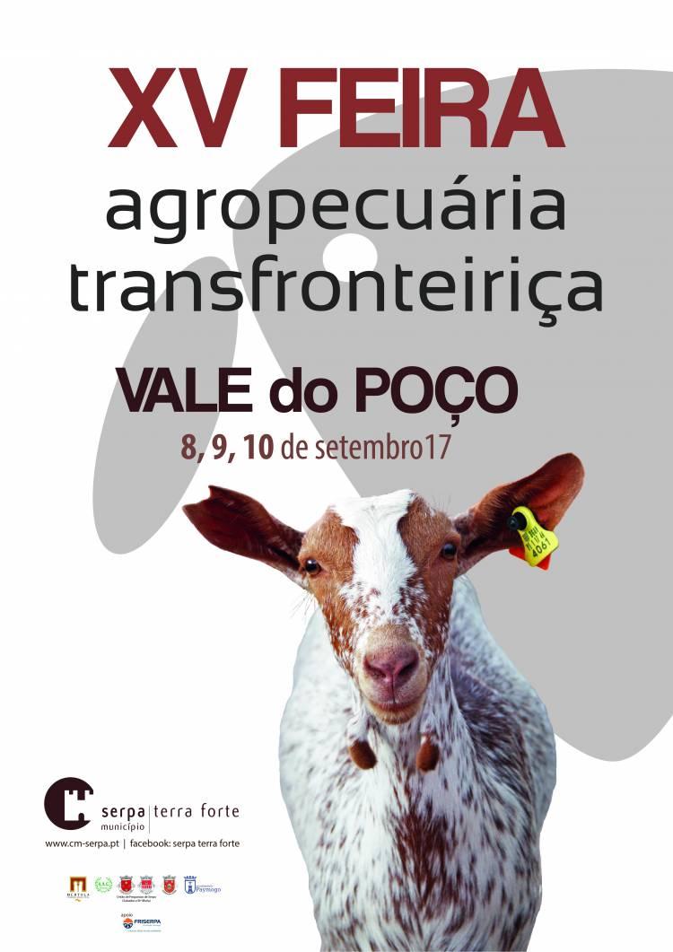 Vale do Poço promove mais uma edição da Feira Agropecuária Transfronteiriça