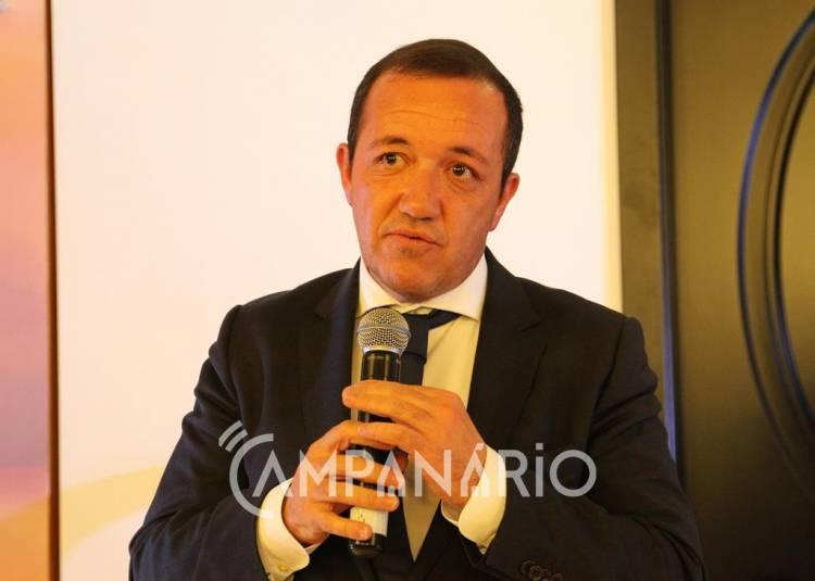 """Hotel Vila Galé em Elvas """"assegura qualidade na hotelaria e na requalificação do património devoluto"""", diz Roberto Grilo (c/som)"""