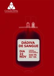 Coração Delta promove recolha de sangue a iniciativa está aberta aos colaboradores do Grupo Nabeiro e à população em geral.