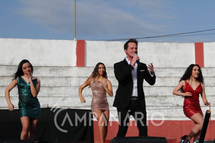 """Jorge Guerreiro animou Bencatel """"em aposta forte em manter a tradição das festas de N. Sra. das Mercês"""", diz António Paulos (c/som e fotos)"""