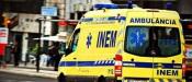 Homem ferido com gravidade em acidente de trabalho em Santiago do Cacém