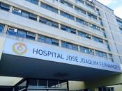 Bloco Operatório do Hospital de Beja com surto de Covid 19