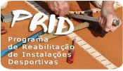 IPDJ vai dar início à 4.ª edição do Programa de Reabilitação de Instalações Desportivas (PRID)