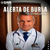 COVID-19: GNR alerta para burlas de falsos profissionais de saúde e operadoras de telecomunicações