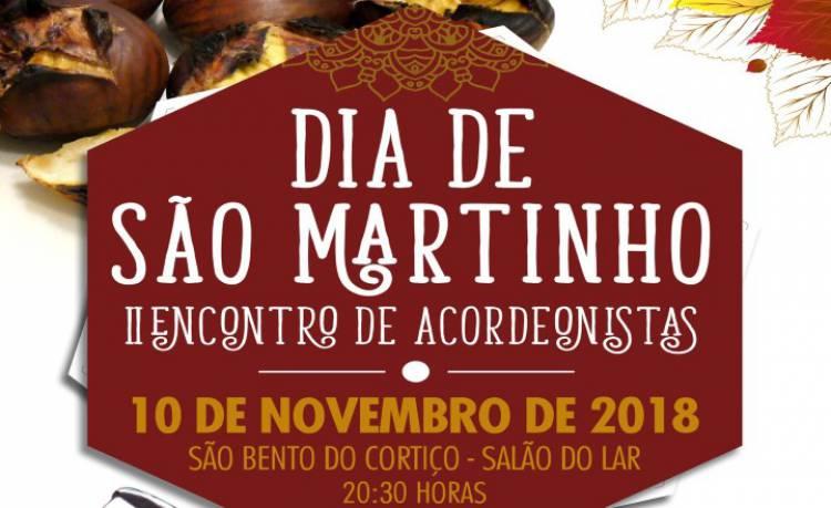 Estremoz: São Bento do Cortiço assinala São Martinho com II Encontro de Acordeonistas