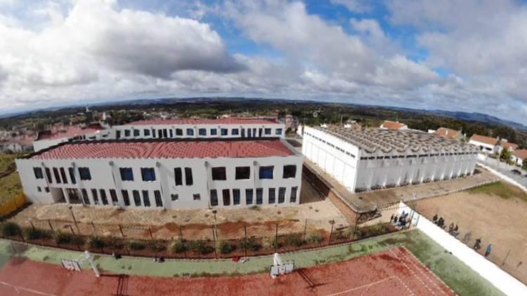 Conclusão do gimnodesportivo em Alandroal finalmente uma realidade...Câmara consegue financiamento de 924.375,00€ para a obra