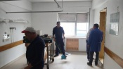 COVID-19: Município de Évora faz obra recorde no Hospital do Espírito Santo para os profissionais de saúde que lidam com a pandemia