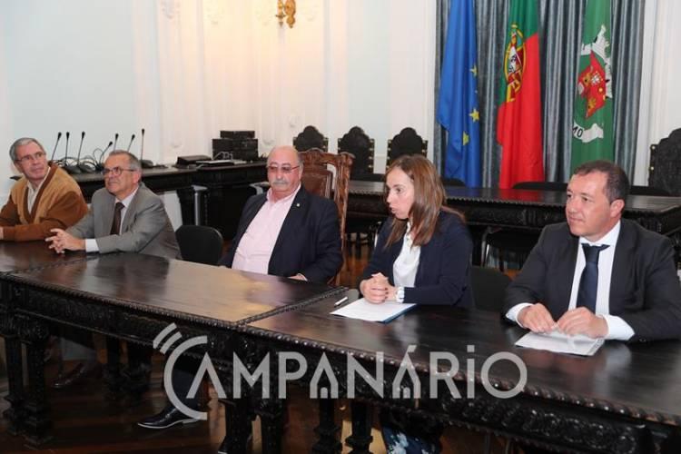 """Pequenos investimentos como a Casa Mortuária de Santa Vitória do Ameixial """"são de capital importância"""", diz Secretário de Estado (exclusivo c/som e fotos)"""