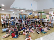 Crianças da Misericórdia de Borba assinalaram o dia do Pijama vestidas a rigor (c/fotos)