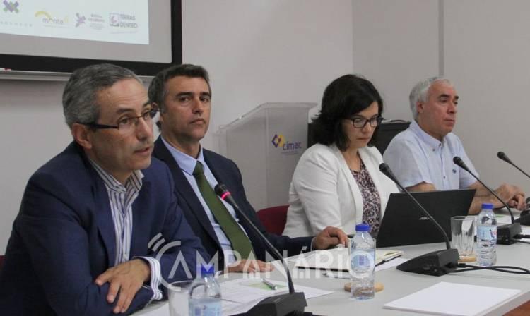 Sistema de Incentivo até 235.000€ para micro e pequenas empresas apresentado pela CIMAC (c/som)
