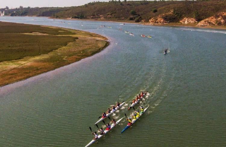 3ª subida internacional do rio Mira em K4 acontece este sábado