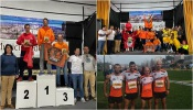 Barbaris Team de Barbacena conquista Trail de Marvão