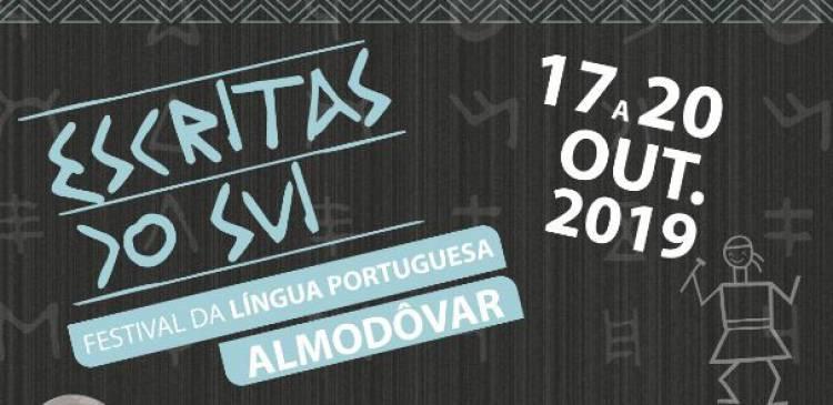 """Almodôvar promove Festival """"Escritas do Sul"""" - A Festa da Língua Portuguesa - de 17 a 20 de outubro"""