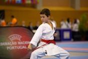 Estremocense, António da Silva consegue pódio em competição internacional de karate