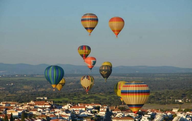 Alto Alentejo acolhe a 23ª edição do maior Festival de Balões de Ar Quente da Península Ibérica