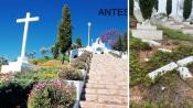 Santuário de Nª Sra. do Castelo em Aljustrel foi vandalizado