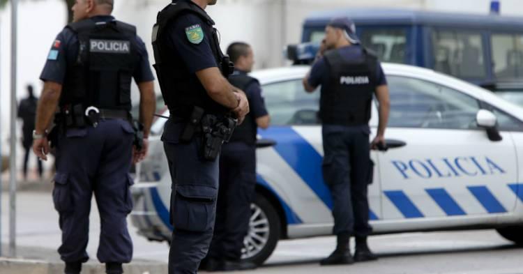 PSP detém quarteto em Elvas por furto em flagrante de 640kg de fruta