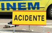 Despiste de veiculo pesado de mercadorias na estrada que liga Redondo ao Alandroal provoca um ferido