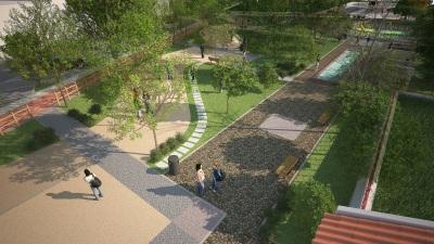 Aprovada candidatura para a Reabilitação do Jardim dos Combatentes em Cuba