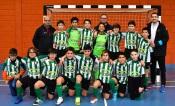 Elétrico FC vence Taça Distrital de Futsal em infantis