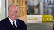 """Nova cápsula biodegradável da Delta (eQo) é protagonista da campanha """"Da Natureza e pela Natureza"""""""