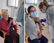 Covid-19: Utentes e funcionários da Residência Sénior de Sousel já receberam a 2ª dose da vacina