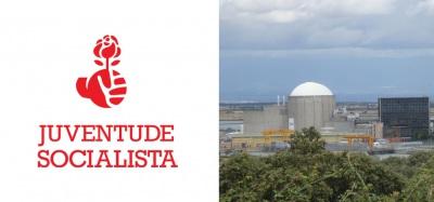 Juventude Socialista de Portalegre e C. Branco pedem o encerramento da Central de Almaraz