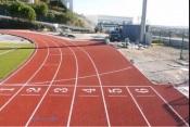 Arraiolos: Está em fase de conclusão a obra da pista de atletismo no Campo Municipal