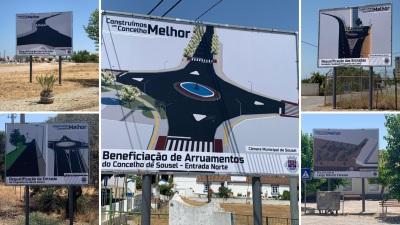 Município de Sousel apresenta cinco novos investimentos à população